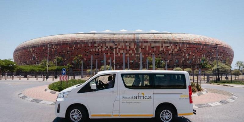 Sense of Africa Stadium Tour