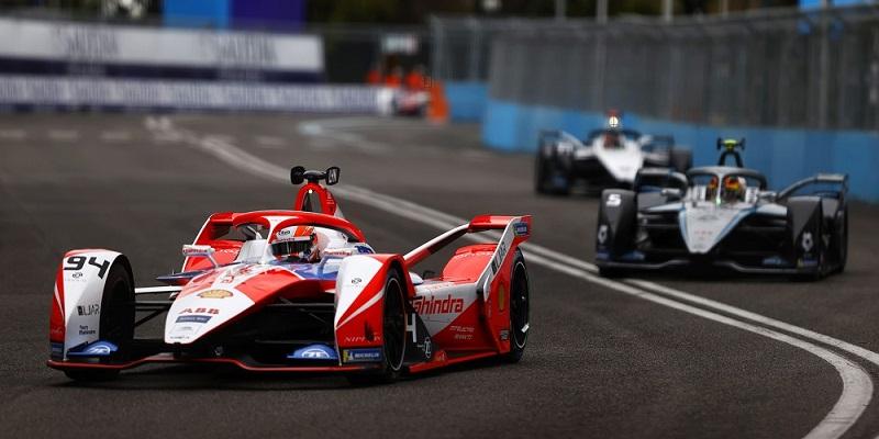 Formula-E with TDM